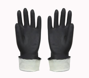 FE401 Industrial Latex Gloves Series